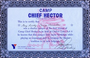 Hector New Site Certificate